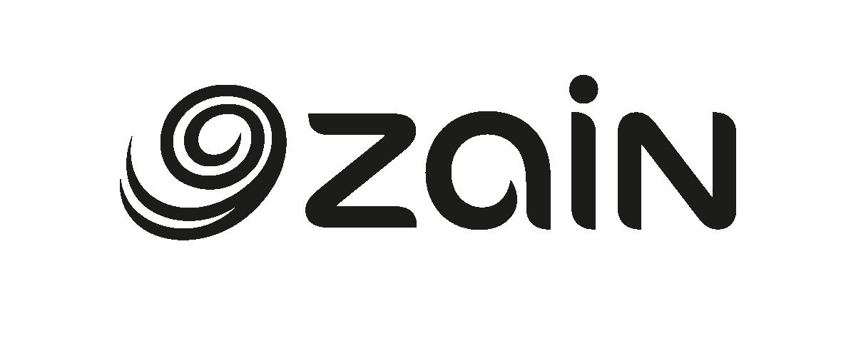 ZainLogoBlack